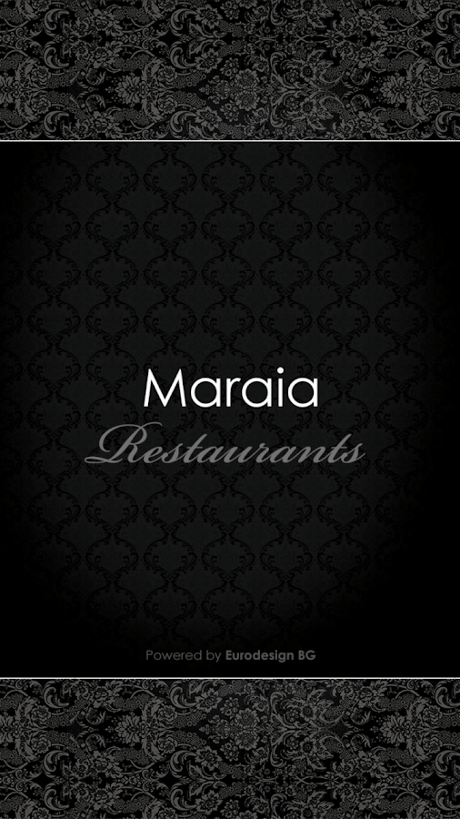 Maraia Restaurants- screenshot