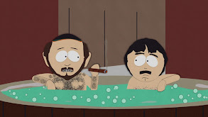Two Guys Naked in a Hot Tub thumbnail