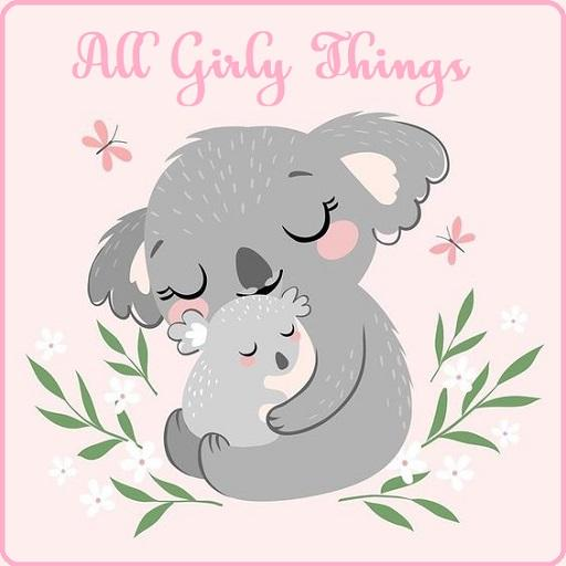 Girly Cute Wallpapers icon