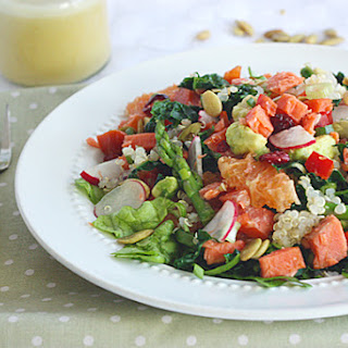 Spring Superfoods Salad.
