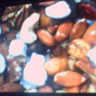 5 min Sweet and Savory Trail Mix.