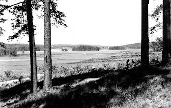 Photo: Näkymä Tuomiojärvelle Kisakadulta