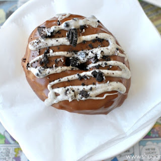 Cookies 'N Cream Donuts
