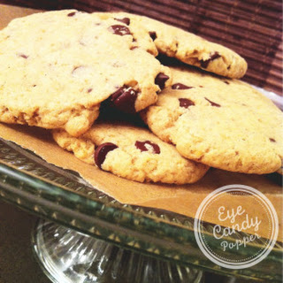 Multigrain Chocolate Chip Cookies (dairy-free)