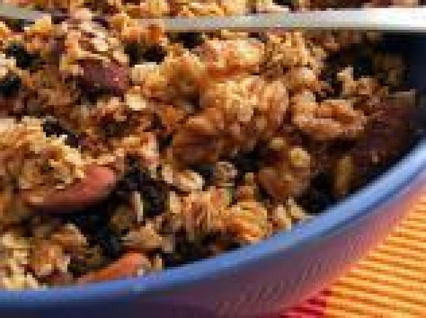 Green Mountain Inn, Vt.-- Granola Recipe