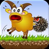Running sheep 2