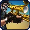 Gangster Jailbreak War 3d icon