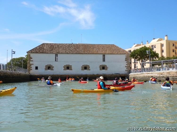 I Concentración de Kayak Ciudad de San Fernando