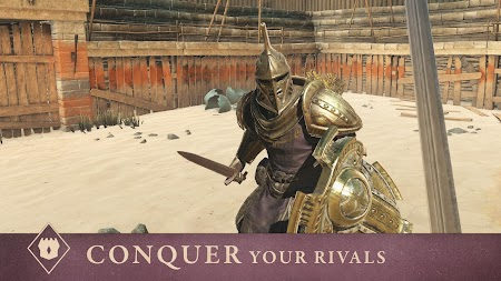 The Elder Scrolls: Blades APK screenshot thumbnail 3