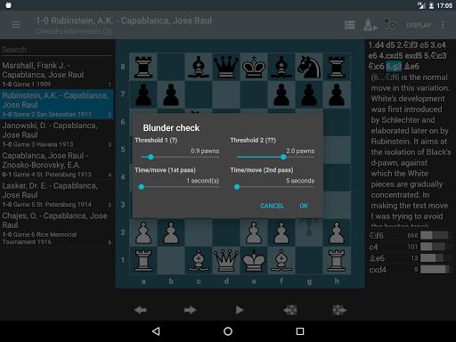 Chess PGN Master 2.7.0 screenshots 13