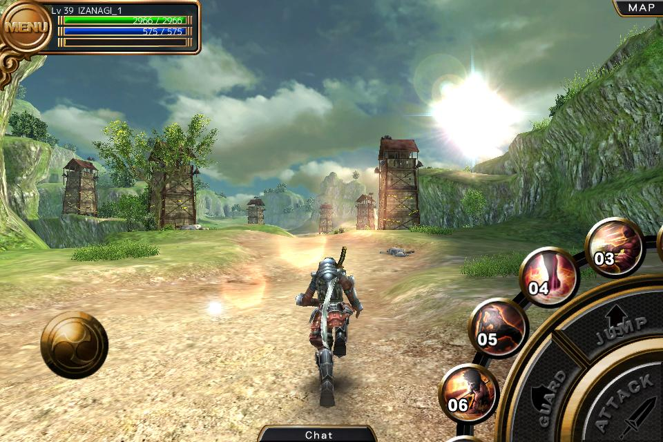 rpg izanagi online mmorpg android apps on google play