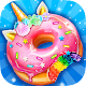 Unicorn Rainbow Donut - Sweet Desserts Bakery Chef APK