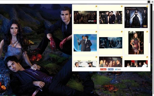 Vampire Diaries Photo Gallery