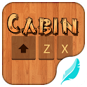 Cabin fantasy for Keyboard icon