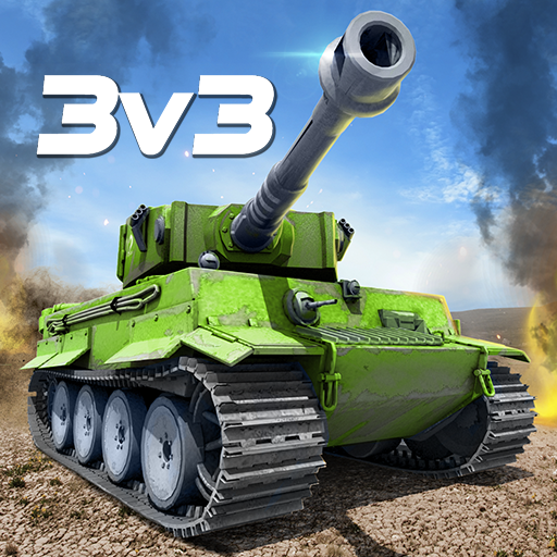 Tanks A Lot! – Realtime Multiplayer Battle Arena