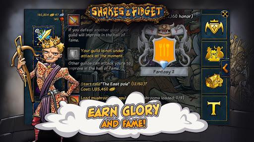Shakes and Fidget Retro screenshot 5