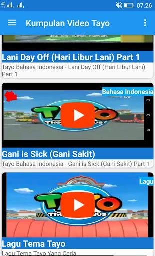 Download Kumpulan Video Tayo Bahasa Indonesia Google Play Softwares