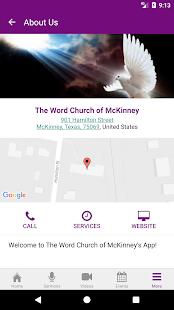 The Word McKinney - náhled