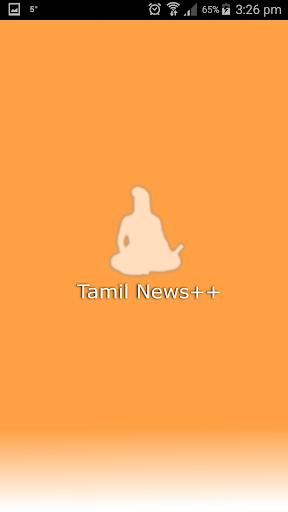 Tamil News++
