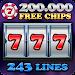 Speed Rush Las Vegas Free Slot Icon