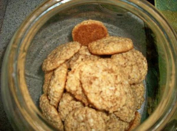 Oatmeal Coconut Cookies Recipe