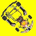 Kart Chassis Setup PRO icon