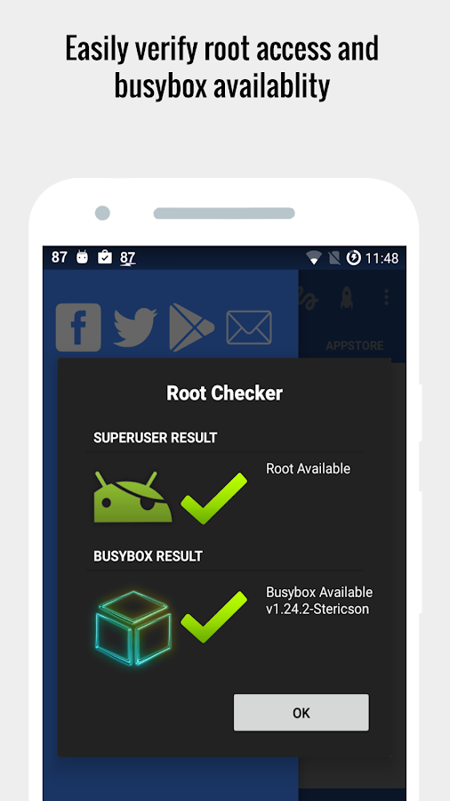 Root Power Explorer [Root]- screenshot