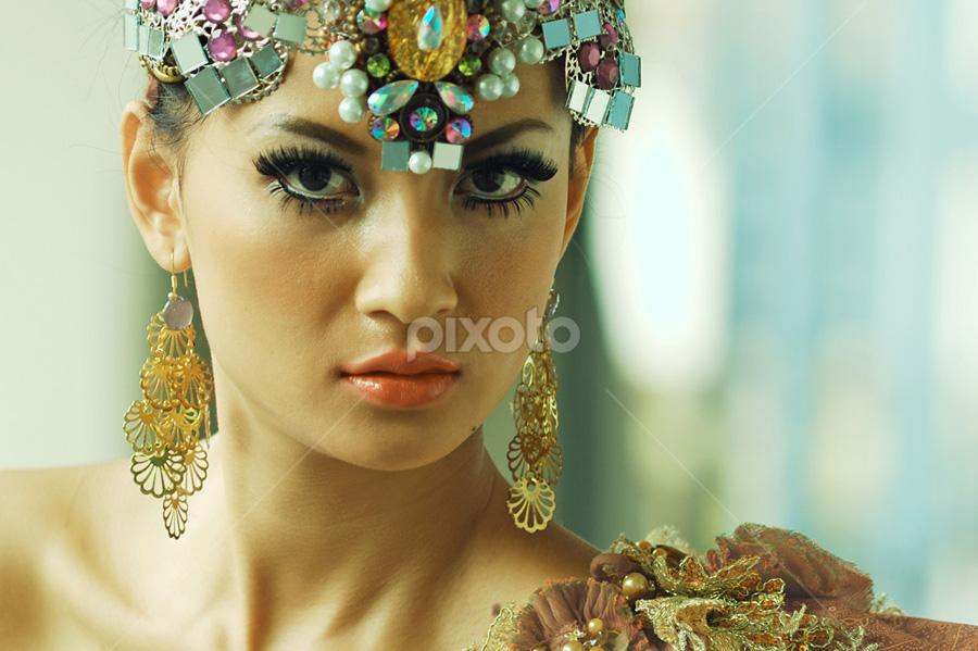 by Bagus Radhityo - People Portraits of Women