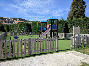 Playground - Parque infantil Covaterreña