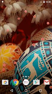 Velikonoce Živé Tapety - náhled