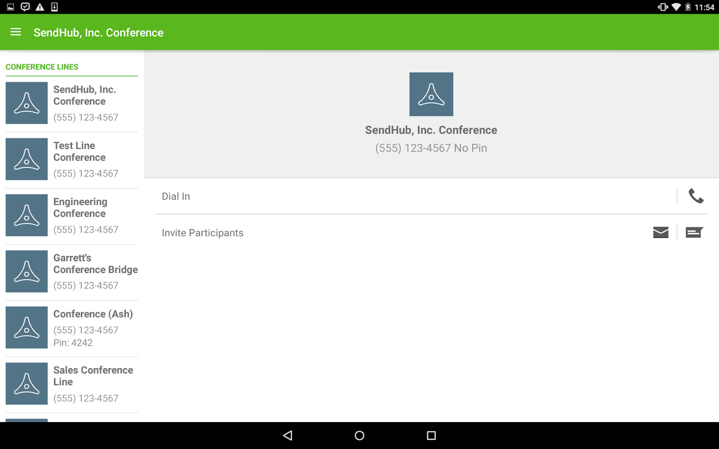 SendHub - Business SMS- screenshot