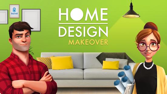 Home Design Makeover! Mod