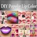 DIY Popular Lip Color Icon