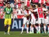 Ajax swingt dankzij El Ghazi naar 12 op 12 tegen ADO Den Haag