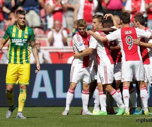 Ajax, en vooral El Ghazi, niet af te stoppen: 12 op 12 en doelsaldo van +12