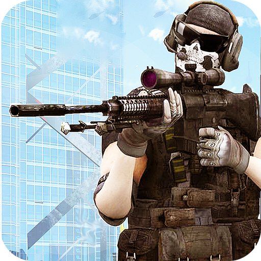 Sniper 3D : Free Shooting Games : FPS Gun Shooter