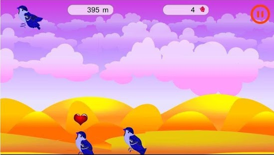 Brave Heart Flying - náhled