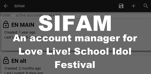 Sifam Sif Account Manager Apps On Google Play