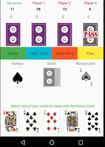 Ramming Cardgame ss2