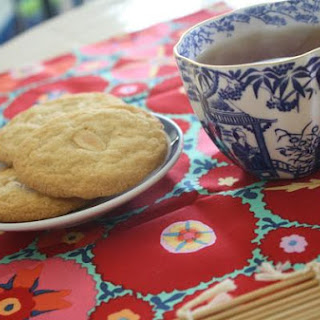 Almond Tea Cookies (Gluten-Free)