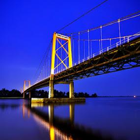 by Esron Panjaitan - Buildings & Architecture Bridges & Suspended Structures