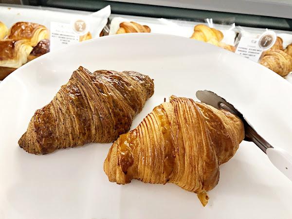 Gontran Cherrier Bakery 法國來的可頌麵包店 沒想像中好吃 國父紀念館站美食