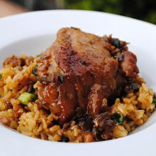 Ga Kho Aka Caramelized Chicken (Adapted From Both Ravenous Couple and Cookin' Canuck)