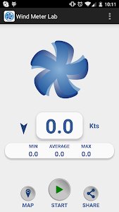 Wind Meter Lab screenshot 0