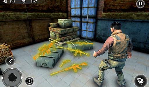 Free Battleground Fire: Firing Squad Shooting Game screenshots 10