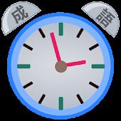 Idiom Clock