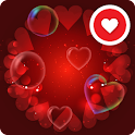 Real Love Live Wallpaper icon