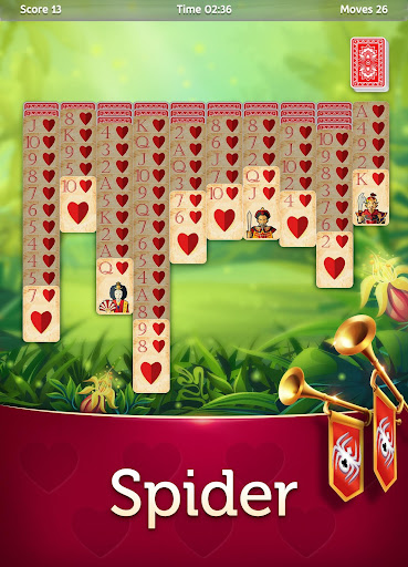 Magic Solitaire - Card Game modavailable screenshots 13