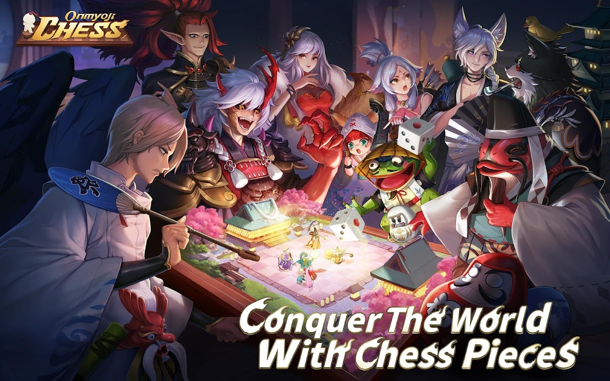 Onmyoji Chess