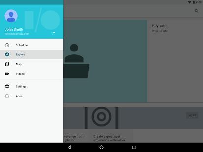 Google I/O 2016 Screenshot 6